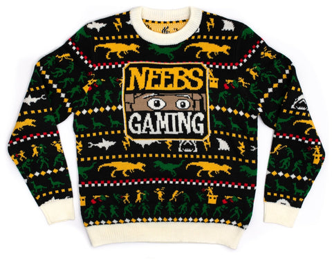 Image of a Neebs Gaming Sweater