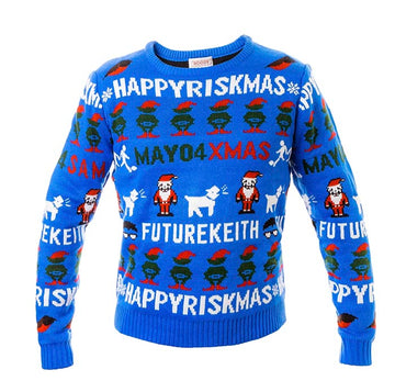 Johan and Nystrom Sweater