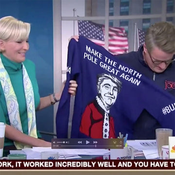 Trump Sweater Front