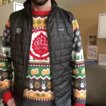 Odell Brewing Sweater