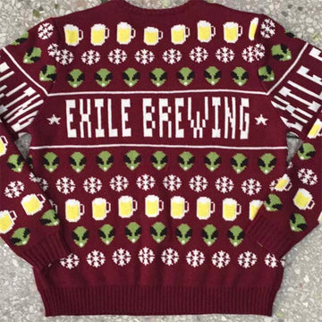 Exile Brewing Front