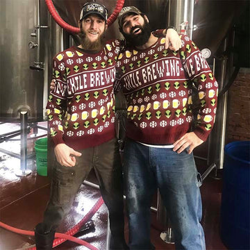 Exile Brewing Sweater