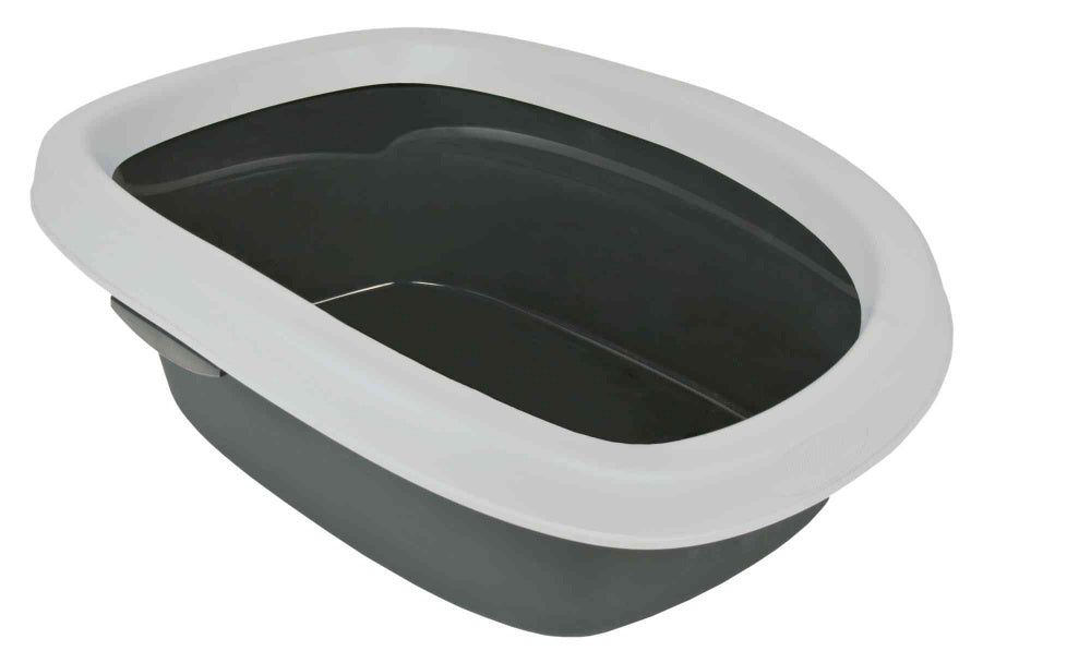 Trixie Carlo Litter Tray, with Rim