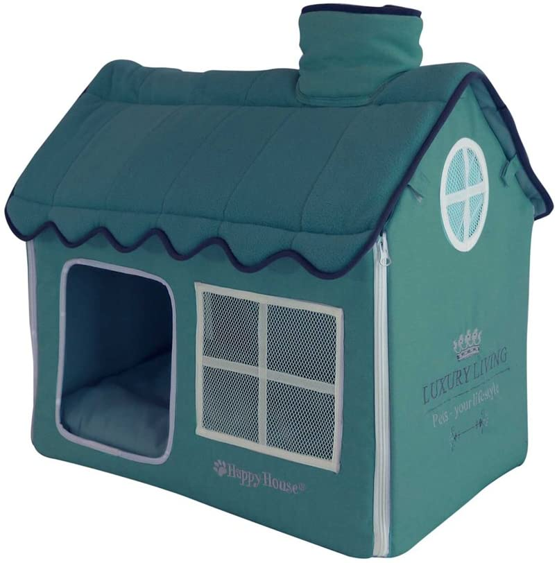 Happy-House Luxury Living Villa, Small, Teal