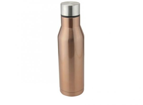 750ml Bronze Stainless Steel Double Walled Vacuum Flask