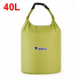 Portable 40L 70L Waterproof Outdoor Bag Storage Dry Bag for Canoe Kayak Rafting Sports Camping Equipment Travel Kit