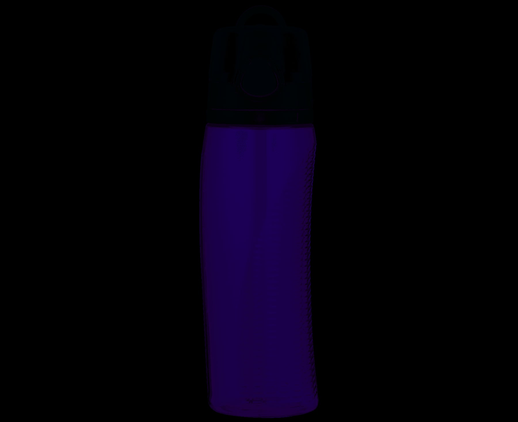 Thermos Hydration Bottle With Meter Purple 710ml
