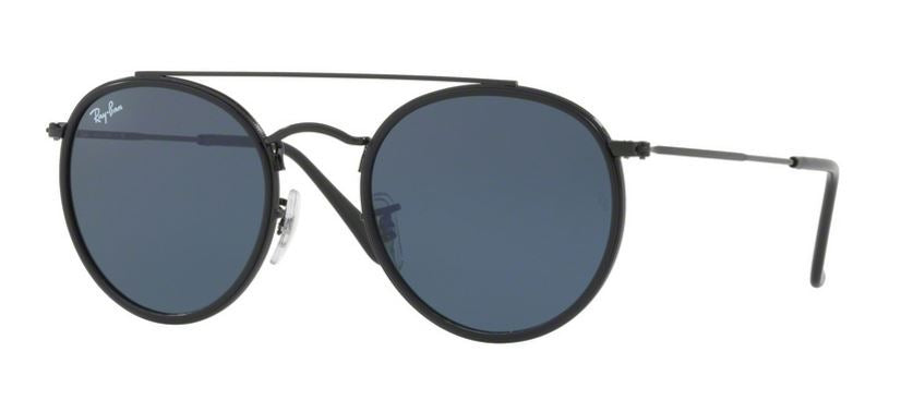 Ray-Ban Sunglasses RB3647N 002/R5 Black/Grey ** - Size - 51