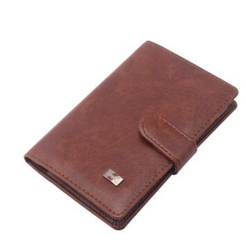 PU Leather Passport Cover