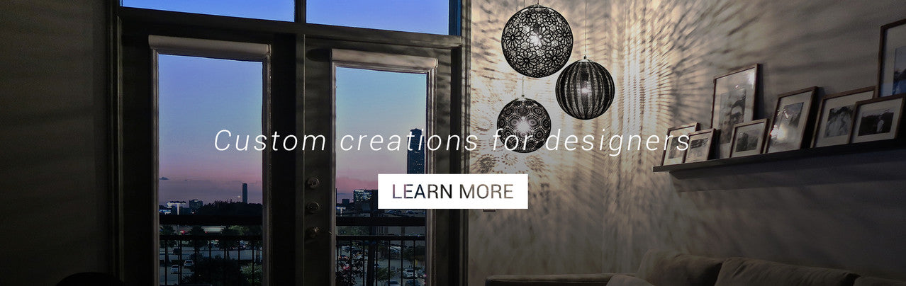 custom creations for designers
