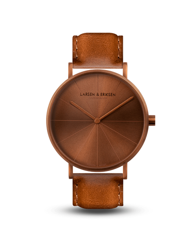 Absalon Watch 41mm - Copper | Copper