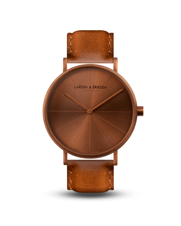 Reloj Absalon 41mm - Copper | Copper