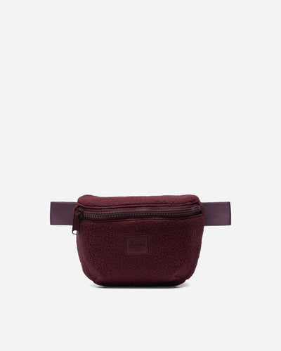 Herschel Supply Co. | Riñonera Fourteen Sherpa - Plum | Trait Store Barcelona