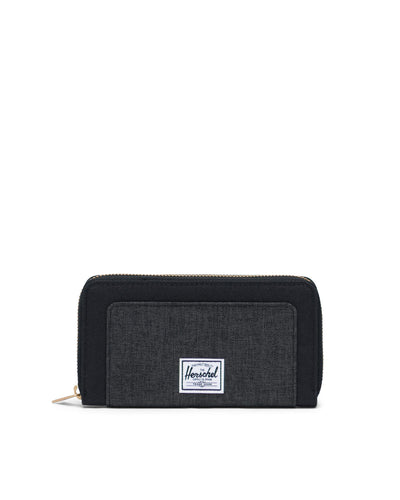 Herschel Supply Co. | Cartera Thomas - Black / Black Crosshatch | Trait Store Barcelona