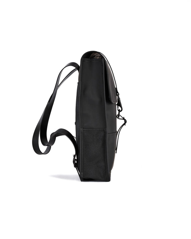 Rains Backpacks | Mochila Backpack Mini - Black | Trait Store Barcelona