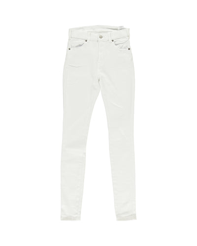 Dr. Denim W | Vaqueros Lexy - White | Trait Store Barcelona