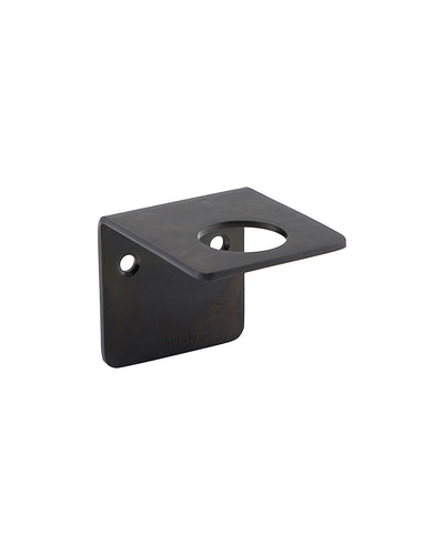 Soporte de pared - Negro mate