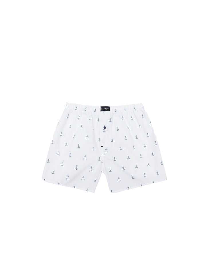 Boxer Union | Boxer Ewan - White | Trait Store Barcelona