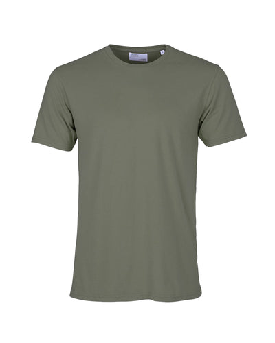 Short sleeve t-shirt - Dusty Olive