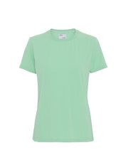 Colorful Standard W | Camiseta de manga corta Mujer - Faded Mint | Trait Store Barcelona