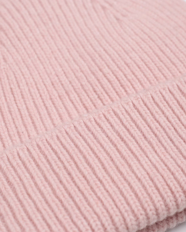 Colorful Standard W | Gorro Merino Wool Beanie - Faded Pink | Trait Store Barcelona