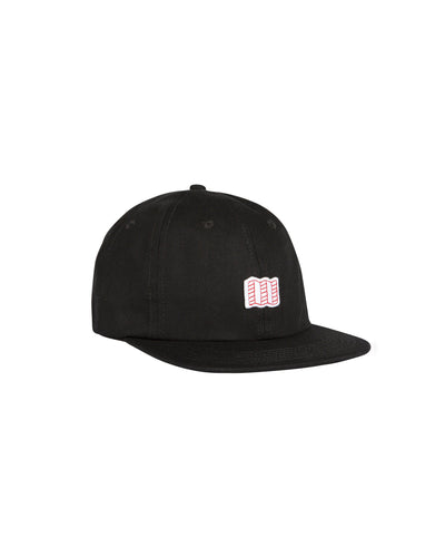 Mini Map Cap - Black