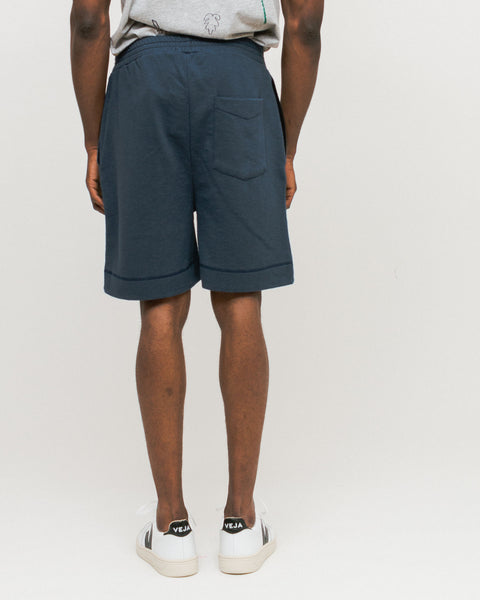 Libertine Libertine | Pantalón Short Over - Dark Navy | Trait Store Barcelona