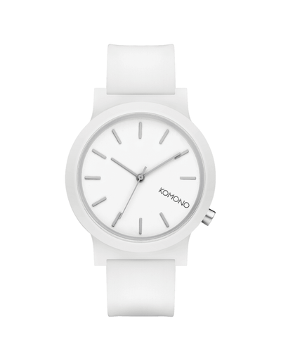 Mono Watch - White