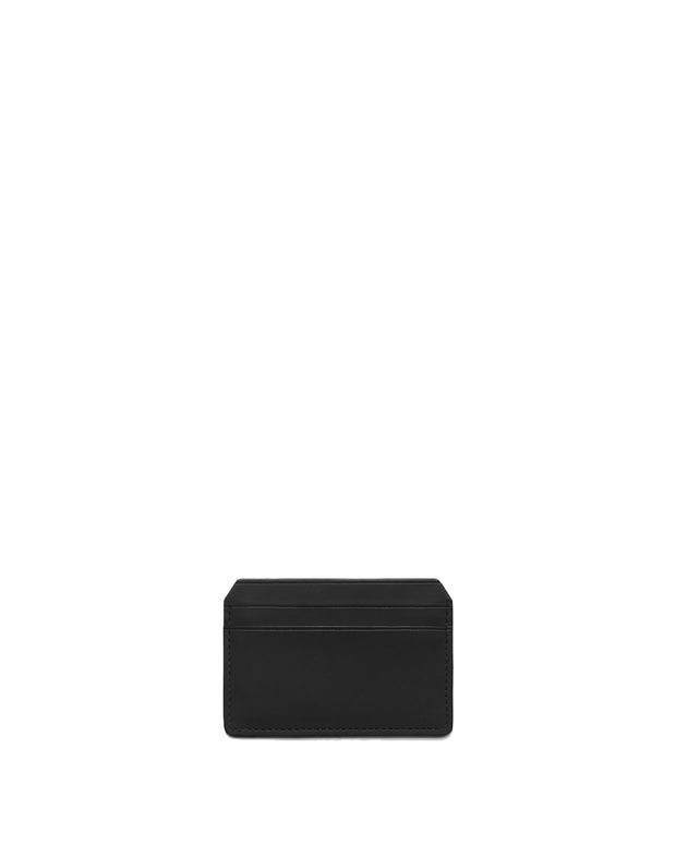 Tarjetero Card Holder - Black