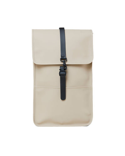 Rains Backpacks | Mochila Backpack - Beige | Trait Store Barcelona