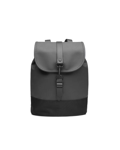 Rains | Mochila Drawstring - Black | Trait Store Barcelona