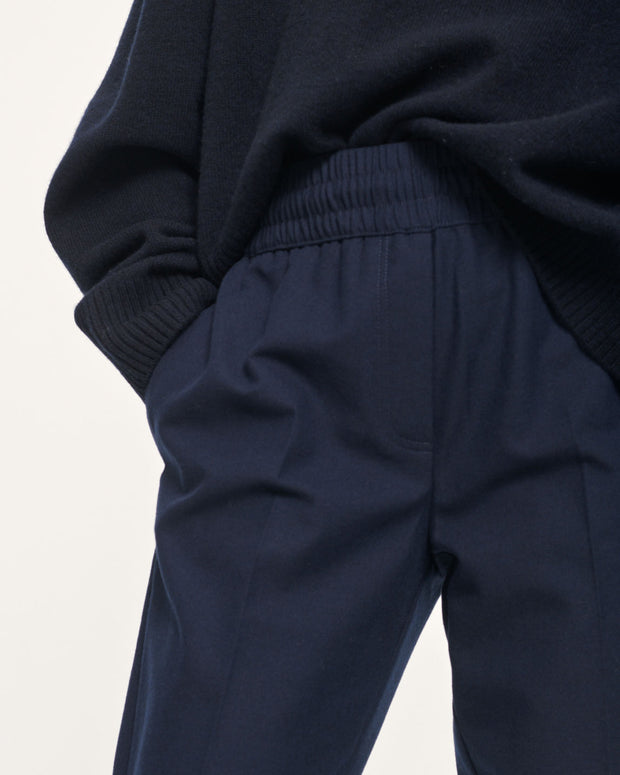 Smilla 12810 Trousers - Sky Captain