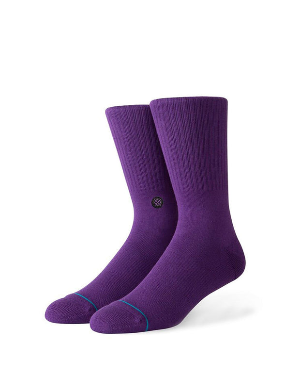Stance | Calcetines Icon - Purple | Trait Store Barcelona