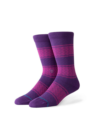 Stance | Calcetines Serape - Purple | Trait Store Barcelona