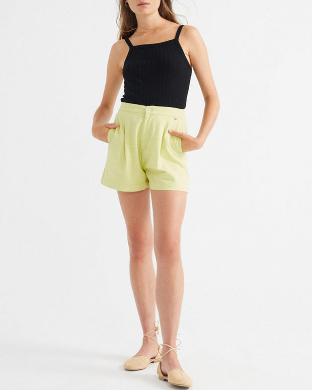 Narciso Shorts - Lime