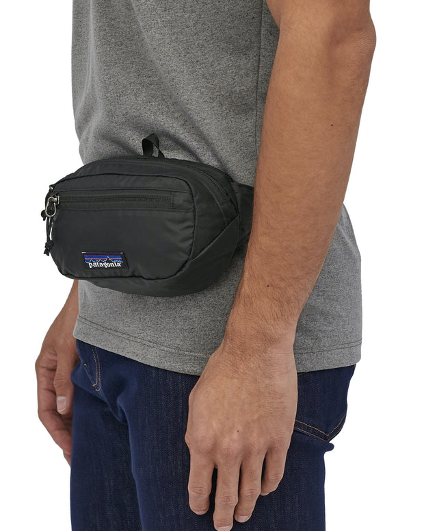 Riñonera Ultralight Black Hole Mini Hip Pack 1L - Black