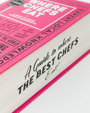 Phaidon | Where Chefs Eat - A Guide to Chefs´Favorite | Trait Store Barcelona