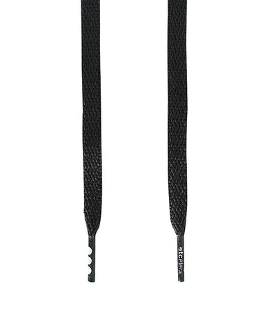 Etcetera Flat Shoe Laces - Black