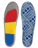Etcetera Lo-Pro Insoles top and bottom view