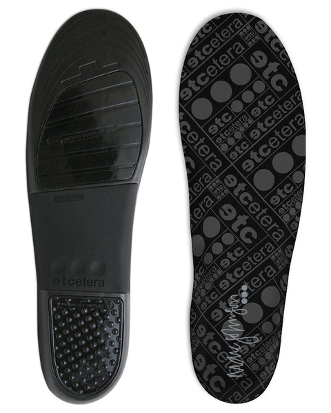 Marc Johnson Insoles by Etcetera