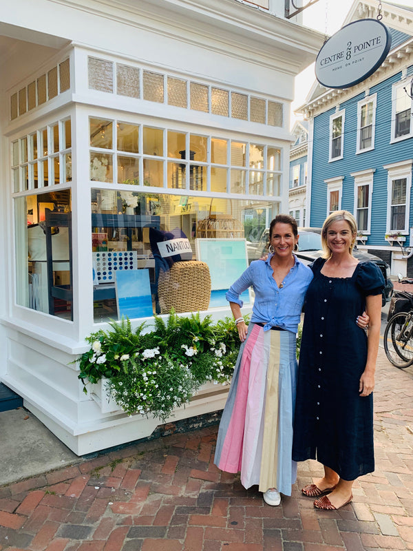 Nantucket pop-up shop: 28 Centre Pointe