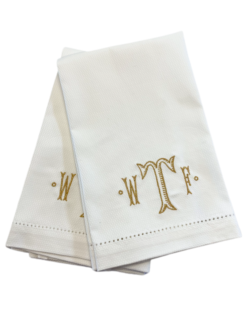 WTF Kitchen Dish Towels, set of  2