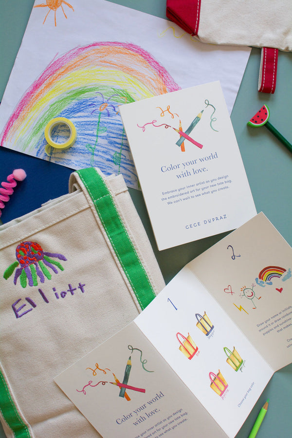 Design Your Own Tote Gift Set