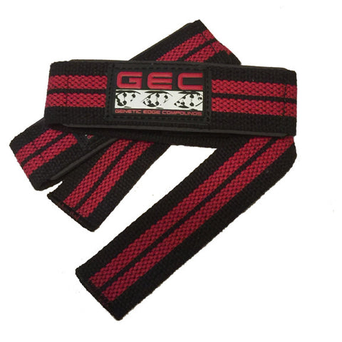 GEC Padded Lifting Straps