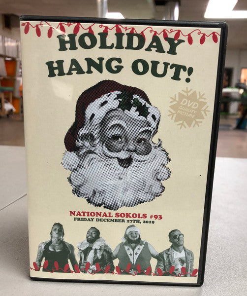 Holiday Hang Out! - December 2019 DVD
