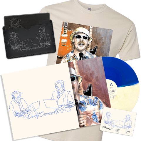 Office Hours - Drop Concert: The Soundtrack LP - COMPLETE COLLECTION BUNDLE