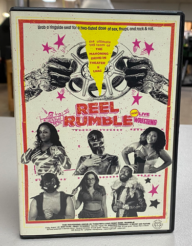 Reel Rumble 2020 DVD