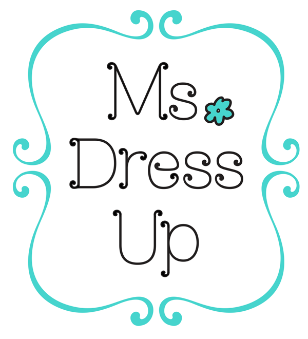 Ms. Dress Up logo