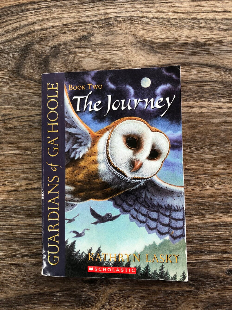 Guardians of Ga'Hoole book two the journey