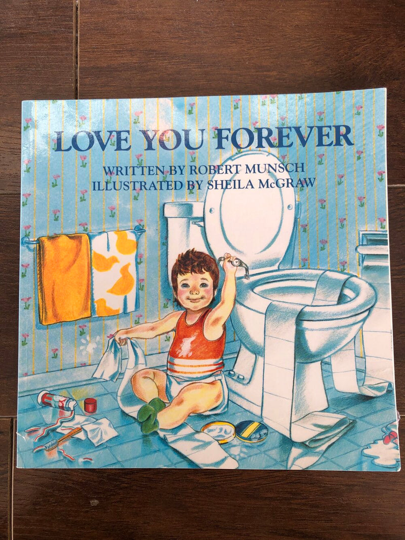 Love you forever kids book
